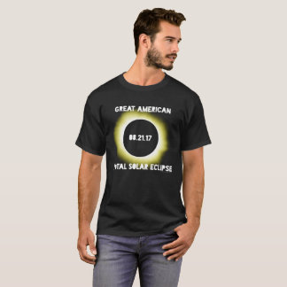 Great American Total Solar Eclipse Tour T-Shirt