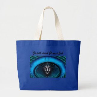 Great and Powerful Fantasy Jumbo Tote
