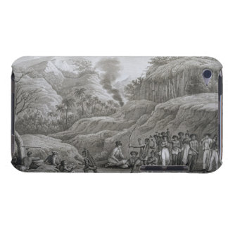 Great Asian Archipelago: French explorers with nat Barely There iPod Covers