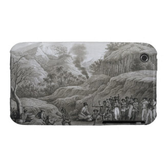 Great Asian Archipelago: French explorers with nat iPhone 3 Covers