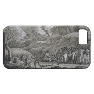 Great Asian Archipelago: French explorers with nat iPhone 5 Covers