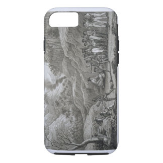 Great Asian Archipelago: French explorers with nat iPhone 7 Case