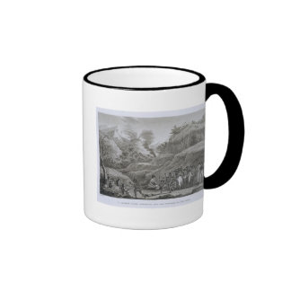 Great Asian Archipelago: French explorers with nat Mug
