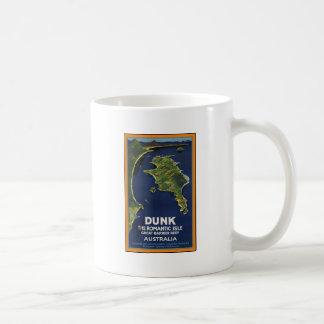 Great Barrier Reef Australia Basic White Mug