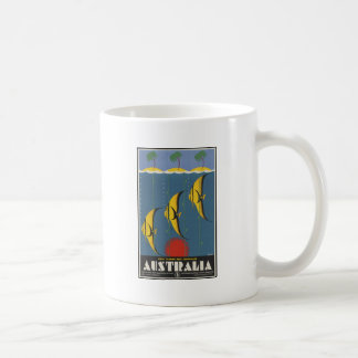 Great Barrier Reef Australia Basic White Mug