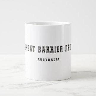 Great Barrier Reef Australia Jumbo Mug