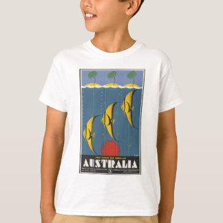 Great Barrier Reef Australia T-Shirt