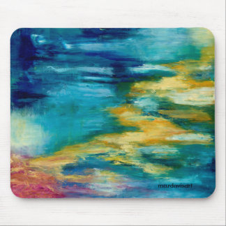 Great Barrier Reef Coral Mousepad