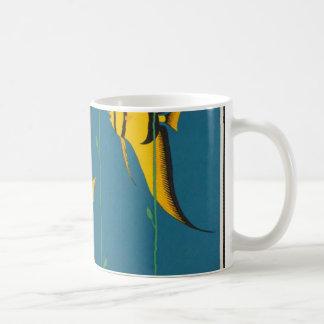 Great Barrier Reef fish. Classic White Coffee Mug