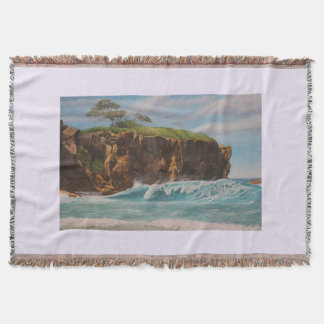 Great beach throw blanket
