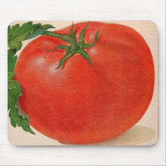 great BIG juicy tomato Mouse Mat