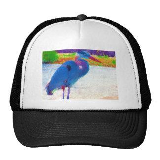 Great Blue Heron Cap