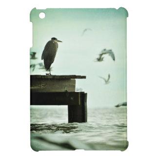 Great Blue Heron iPad Mini Case
