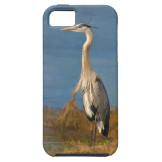 Great Blue Heron iPhone 5 Case