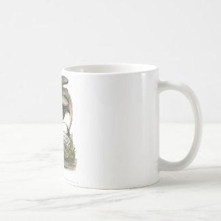Great Blue Heron maximum card Audubon Coffee Mug