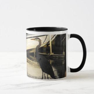 Great Blue Heron Mug