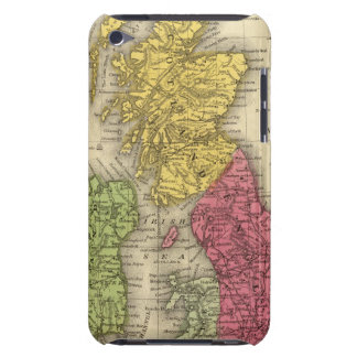 Great Britain and Ireland iPod Touch Case-Mate Case