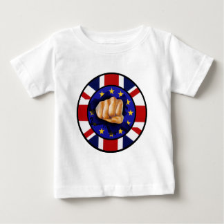 Great Britain Anti EU Fist T-shirt