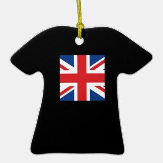 Great Britain Ceramic T-Shirt Decoration