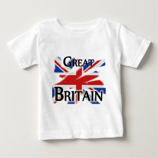 Great Britain - faded flag Tees