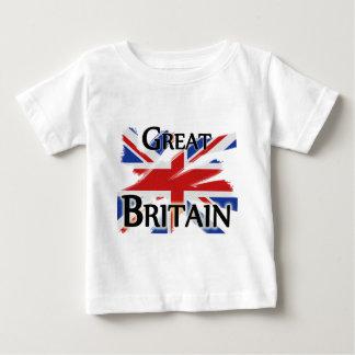 Great Britain - faded flag Tshirt