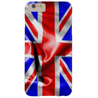 Great Britain Flag Barely There iPhone 6 Plus Case