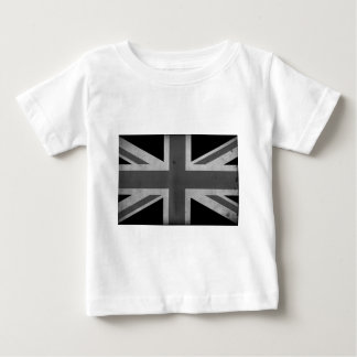 Great Britain Flag BW Tees