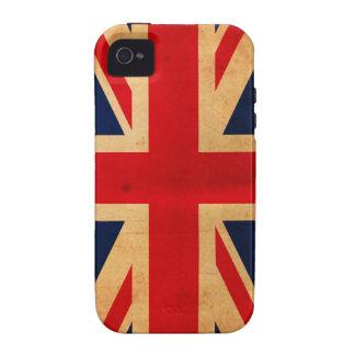 Great Britain Flag Case-Mate iPhone 4 Cases