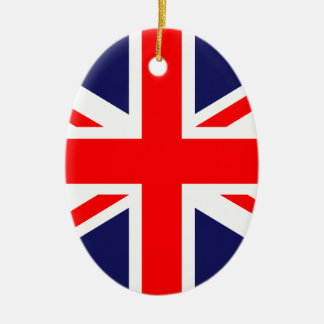 Great Britain Flag Ornament