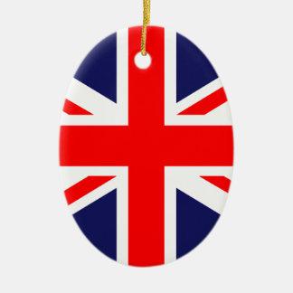 Great Britain Flag Ornament