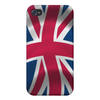 Great Britain flag for iPhone 4 iPhone 4/4S Cover