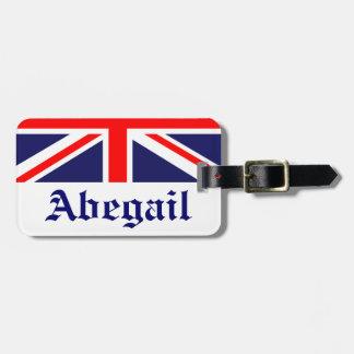 GREAT BRITAIN - Flag - Tag