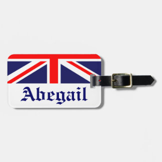 GREAT BRITAIN - Flag - Tag Tag For Luggage