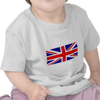 Great Britain Flag T Shirts