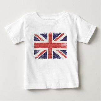 Great Britain flag vintage Tee Shirt