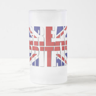 Great Britain GB Coffee Mug