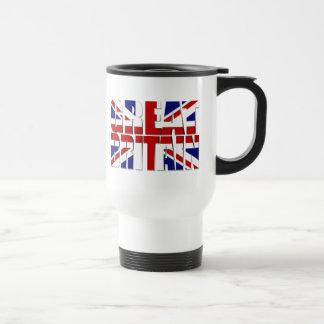 Great Britain GB Mug