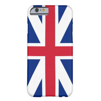 Great Britain iPhone Case - Union Flag 1707