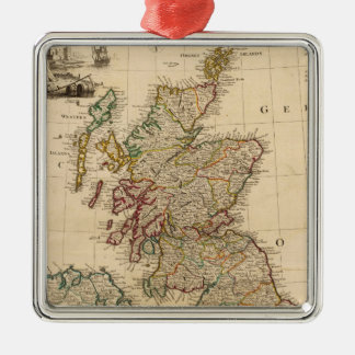 Great Britain, Ireland Christmas Ornament
