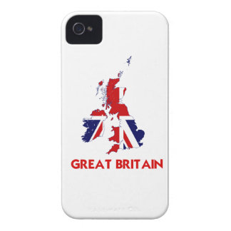 GREAT BRITAIN MAP BLACKBERRY BOLD COVERS