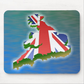 Great Britain Mouse Mat