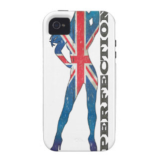Great Britain perfection iPhone 4/4S Covers