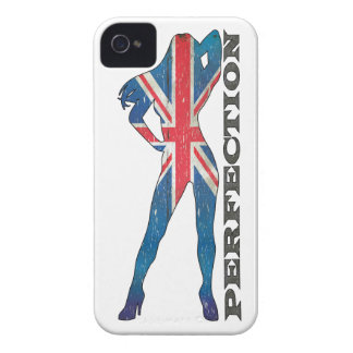 Great Britain perfection iPhone 4 Case-Mate Case