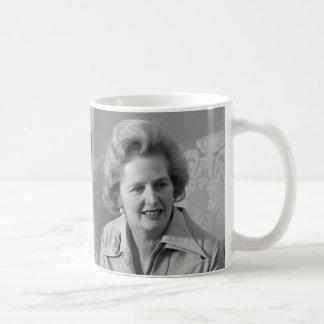 Great Britain Prime Minister Margaret Thatcher Coffee Mug