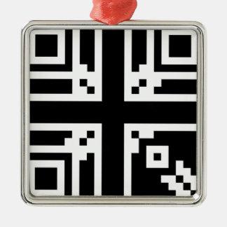 Great Britain QR Code Ornaments