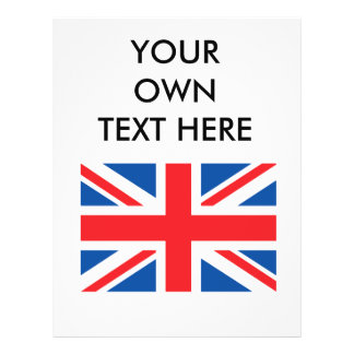 Great Britain Stationery 21.5 Cm X 28 Cm Flyer