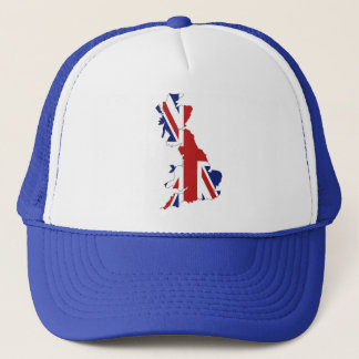 Great Britain Trucker Hat