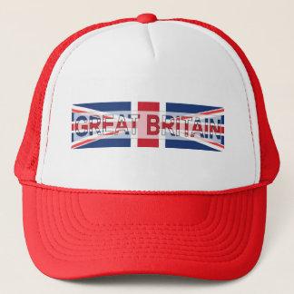 Great Britain Trucker Hat