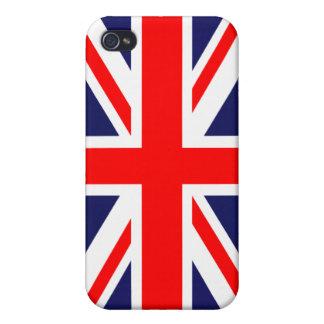 Great Britain UK United Kingdom flag  iPhone 4/4S Cover