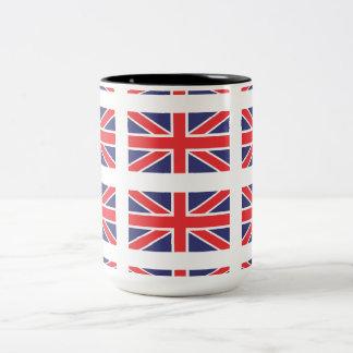 Great Britain Union Jack Flag Mug
